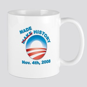 Obama - Made History Mug