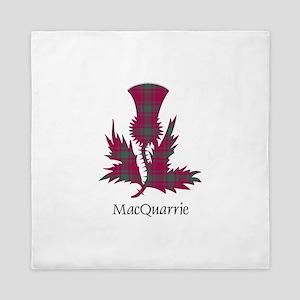 Thistle-MacQuarrie Queen Duvet