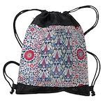 Suzani Drawstring Bag