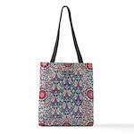 Suzani Polyester Tote Bag
