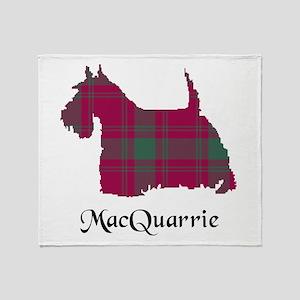 Terrier-MacQuarrie Throw Blanket