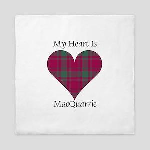 Heart-MacQuarrie Queen Duvet