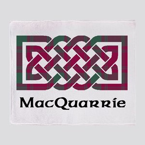 Knot-MacQuarrie Throw Blanket