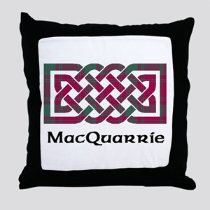 Knot-MacQuarrie Throw Pillow