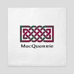 Knot-MacQuarrie Queen Duvet
