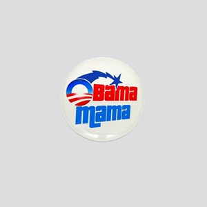 Obama Mama Mini Button