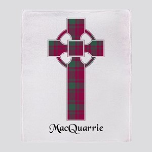 Cross-MacQuarrie Throw Blanket