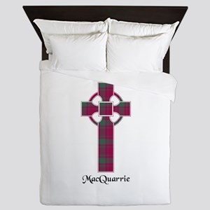 Cross-MacQuarrie Queen Duvet