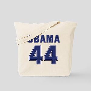 Obama 44th President Tote Bag