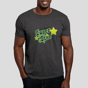 Grandpop's Super Star Dark T-Shirt