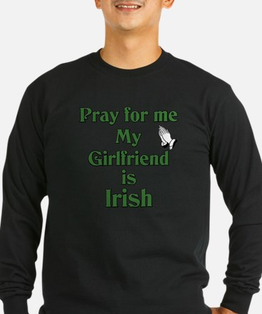 Pray for me My Girlfriend is T