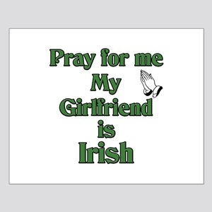 Pray for me My Girlfriend is Small Poster