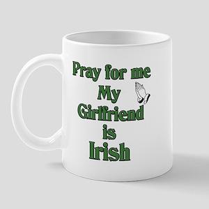 Pray for me My Girlfriend is Mug