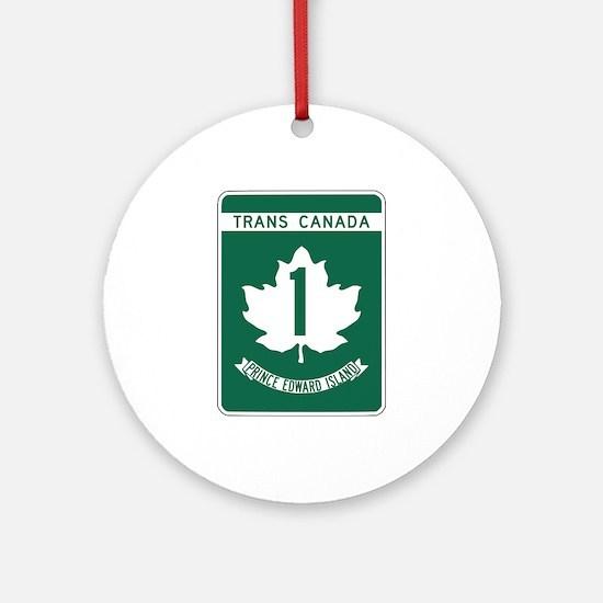 Trans-Canada Highway, Prince Edward Island Ornamen