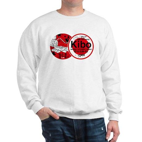 Kibo STS-127 Sweatshirt