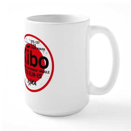 Kibo STS-127 Large Mug