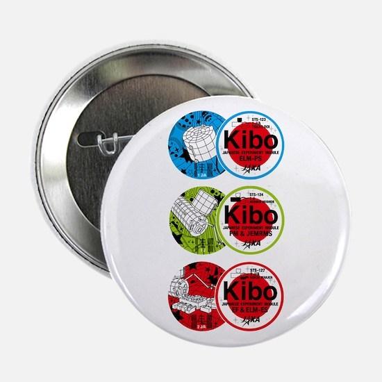 """Kibo 3 Patch 2.25"""" Button"""