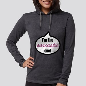 Im_the_sarcastic Long Sleeve T-Shirt