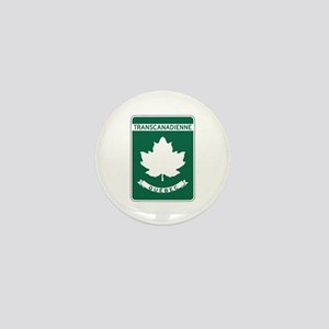 Trans-Canada Highway, Quebec Mini Button