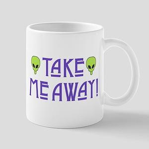 Alien - Take Me Away Mugs