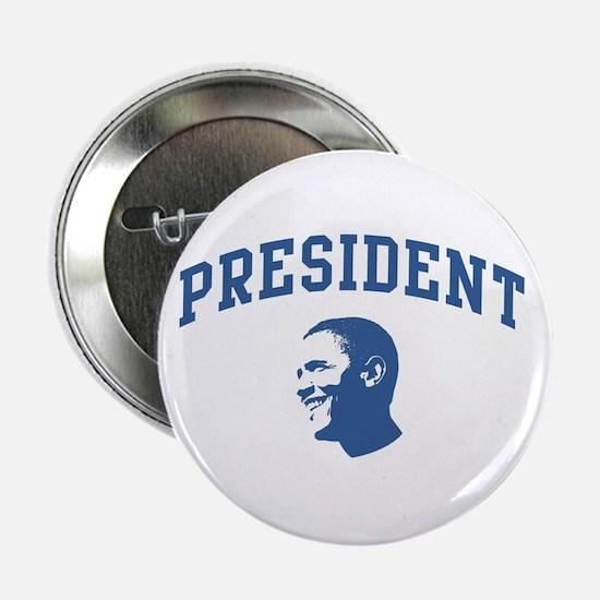 "President Barack Obama (face) 2.25"" Button"