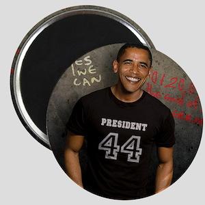 President #44 Magnet
