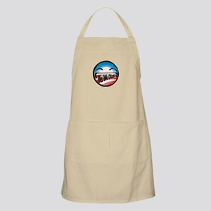 Yes We Did Obama Smiles BBQ Apron