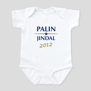 Palin-Jindal 2012 Infant Bodysuit