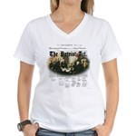 Patriot Act Women's V-Neck T-Shirt