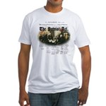 Patriot Act Fitted T-Shirt