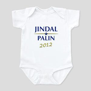 Jindal-Palin 2012 Infant Bodysuit