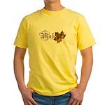 Mabon Autumn Yellow T-Shirt