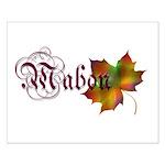 Mabon Autumn Small Poster