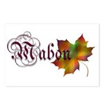 Mabon Autumn Postcards (Package of 8)