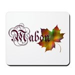 Mabon Autumn Mousepad