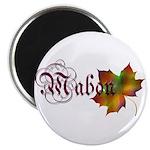 Mabon Autumn Magnet