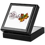 Mabon Autumn Keepsake Box