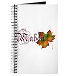 Mabon Autumn Journal