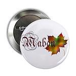 "Mabon Autumn 2.25"" Button"