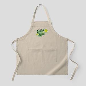 Memere's Super Star BBQ Apron