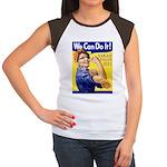 Sarah Palin We Can Do It Women's Cap Sleeve T-Shir