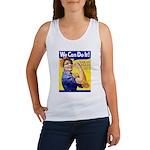 Sarah Palin We Can Do It Women's Tank Top
