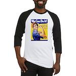 Sarah Palin We Can Do It Baseball Jersey