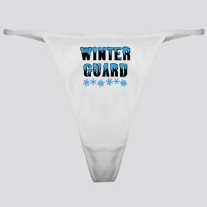 Winter Guard Classic Thong