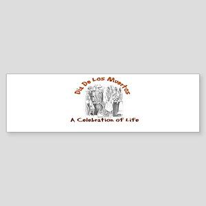 A Celebration of Life Bumper Sticker