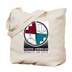 Law Center Tote Bag