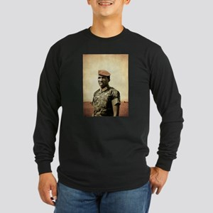 Thomas Sankara - Burkina Faso Long Sleeve T-Shirt