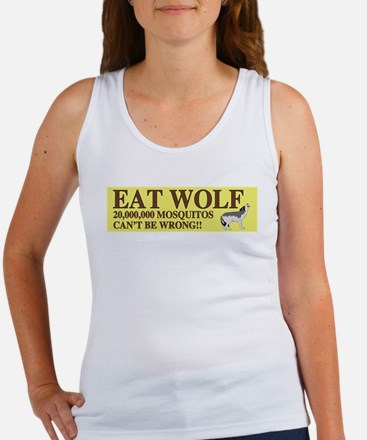 Eat Wolf Women's Tank Top