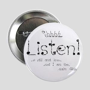 Shhhh Button