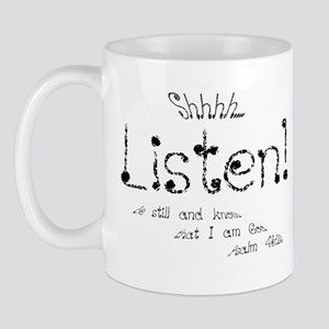 Shhhh Mug